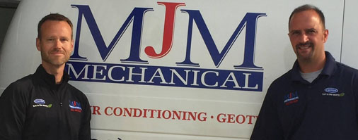 MJM Mechanical Owners